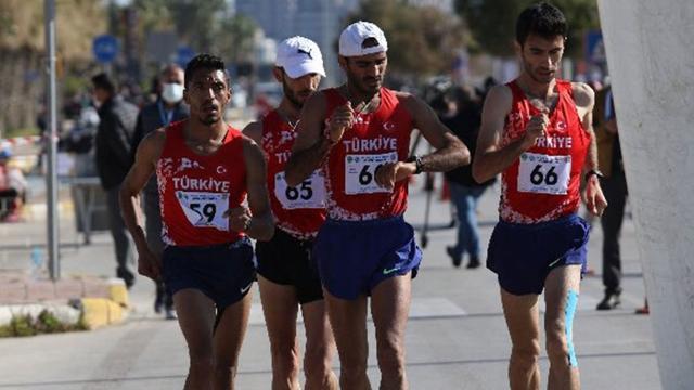 Türk Milli Takımı 11 madalya kazandı