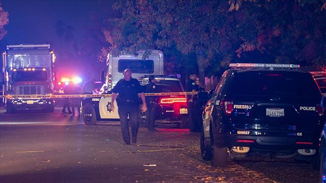 ABDde kalabalığa ateş açıldı: 1 ölü, 7 yaralı