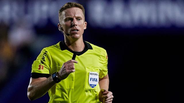 Norveç-Türkiye maçına İspanyol hakem