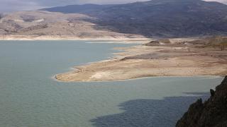 Ankara'daki barajlarda doluluk oranı yüzde 10'un altında