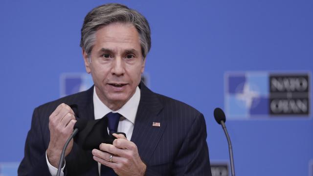 Blinken: Müttefiklerimizi Çin konusunda ya biz ya onlar seçeneğine zorlamayacağız