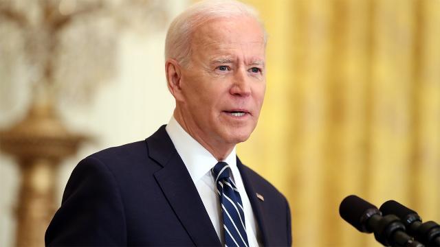 ABD Başkanı Joe Biden Müslümanların ramazanını tebrik etti