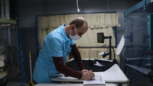 Edirnede fabrikalarda Covid-19 tedbirleri sık sık denetleniyor