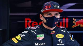 Bahreyn'de pole pozisyonu Verstappen'in