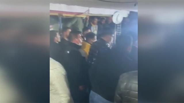 Tekirdağda horoz dövüşü baskınında 17 kişiye ceza
