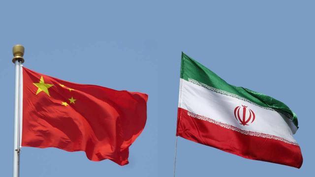 İran ile Çin arasında imzalanan iş birliği anlaşması protesto edildi
