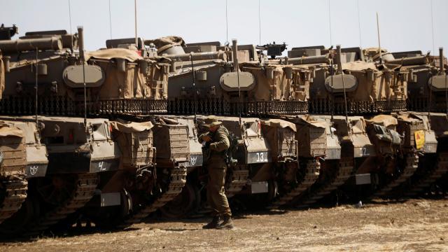 İsrail, yanlışlıkla gizli üslerinin konumunu paylaştı