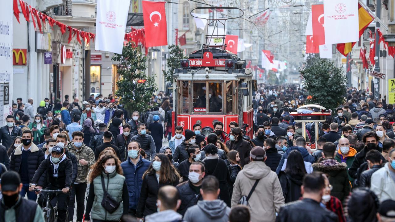 İstanbul'da vaka sayısı 1 ayda 10 kat arttı