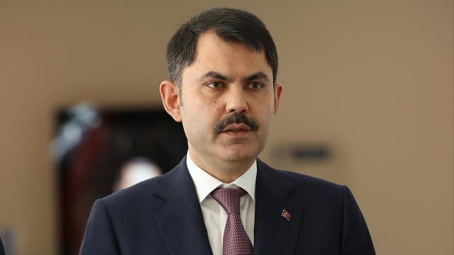 """Bakan Kurumdan """"Kanal İstanbul"""" açıklaması: Planları onayladık ve askıya çıkardık"""