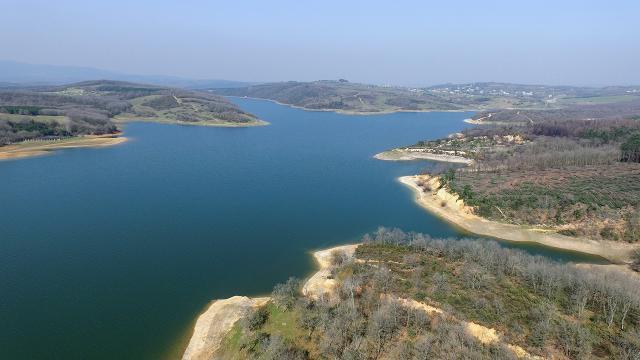 İstanbulun barajlarındaki doluluk yüzde 80i aştı