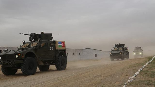 Özbekistan-Türkiye ortak askeri tatbikatı sona erdi