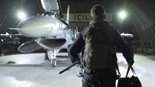 Hava Kuvvetleri günün her anı göreve hazır