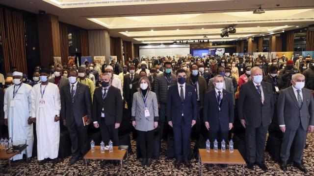 Afrika ile iş birliğinin geleceği Ankarada konuşuluyor