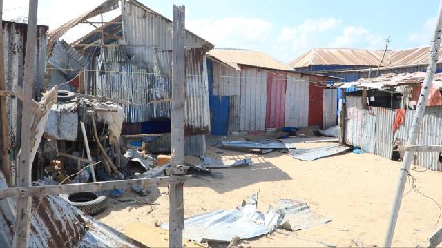 Somalide Afrika Birliği binalarına havan topu saldırısı: 3 ölü