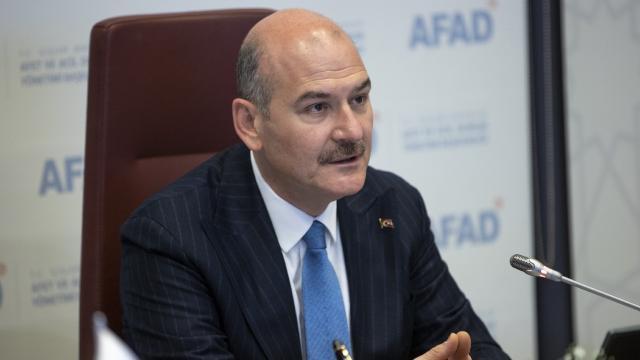 Bakan Soylu, Sedat Pekerin kendisiyle ilgili tüm iddialarının araştırılmasını istedi
