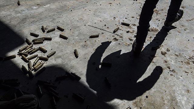 Suriyede Esed rejimi ile terör örgütü PKK/YPG çatıştı