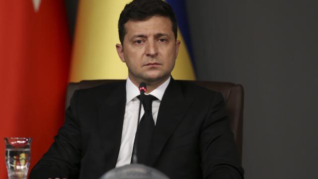 Ukraynadan Kırım adımı