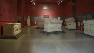 Hatay Arkeoloji Müzesi tarihe ışık tutuyor