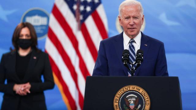 Beyaz Sarayda gelenek bozuldu: Biden-Harris yönetimi