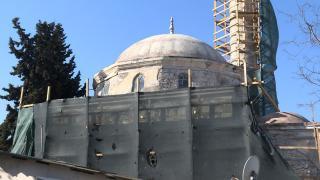 İzmir'deki 400 yıllık Hatuniye Camii yenilenerek ibadete açılacak