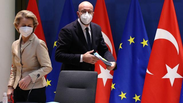 ABden Türkiyeye kritik ziyaret