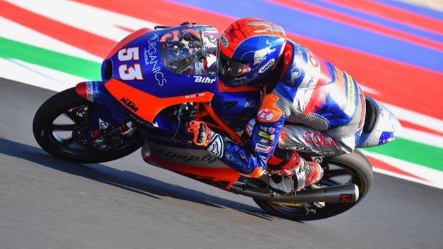 Deniz Öncü Moto3 Dünya Şampiyonasında 20. oldu