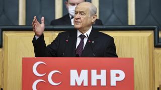 MHP Genel Başkanı Bahçeli: Zalim bir üst akıl büyükelçileri ve zillet ittifakını harekete geçirdi