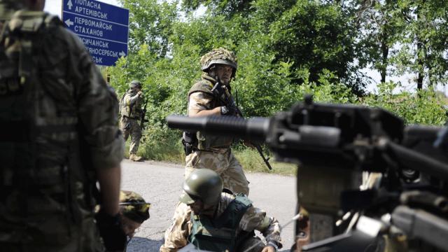 Ukraynada krizin son perdesi: Donbas