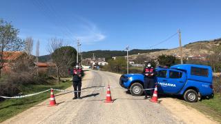 Kastamonu'da bazı yerler karantinaya alındı