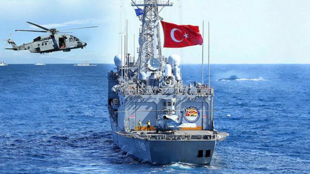 İsrail üniversitesi: Türk donanması, Doğu Akdenizdeki en güçlü donanma
