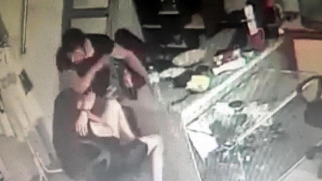 Marmariste kız arkadaşına şiddet uygulayan spor eğitmeni tutuklandı