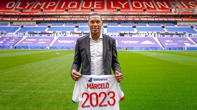 Marcelo 2 yıl daha Olympique Lyonda
