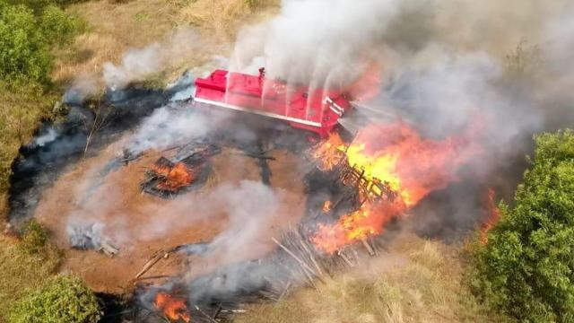 """Orman Genel Müdürlüğünden yangınlara """"yüksek teknolojiyle"""" müdahale dönemi"""