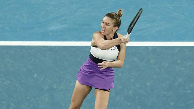 Simona Halep Miami Açıktan çekildi