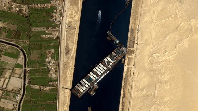 Japonya, Mısıra Süveyş Kanalının tıkanmasıyla ilgili uzman heyet gönderecek