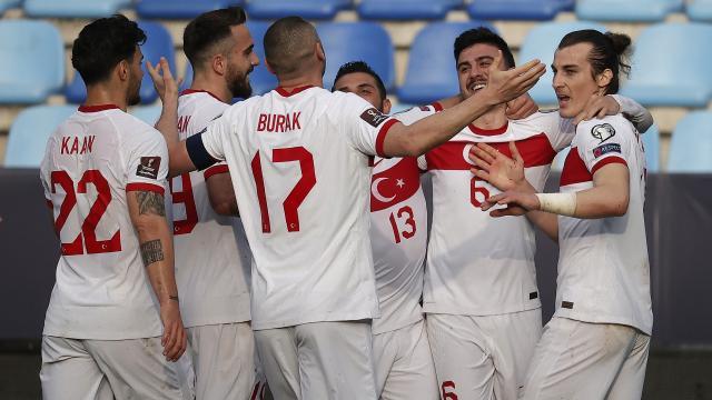 FIFAdan Türkiyeye tebrik