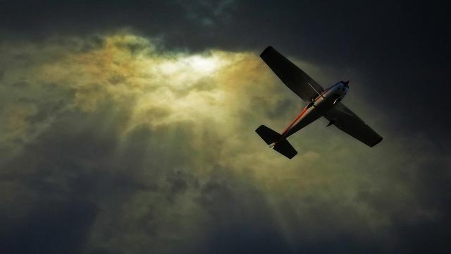 Meksikada uçak kazası: 6 ölü, 1 yaralı