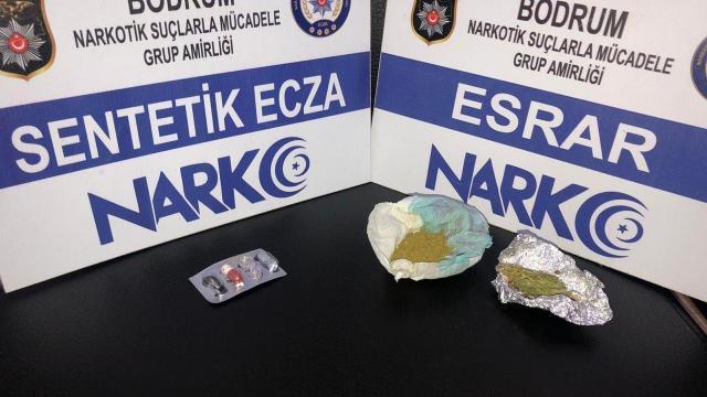 Muğlada uyuşturucu operasyonu: 2 tutuklama