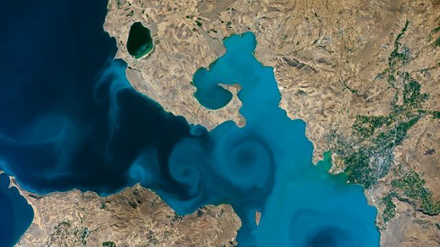 Van Gölü Koruma Eylem Planı tamamlandı