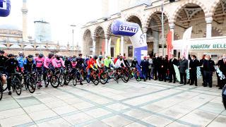 26. Uluslararası Mevlana Bisiklet Turu başladı