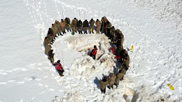 AFAD, 200 güvenlik korucusuna eğitim vermeye başladı