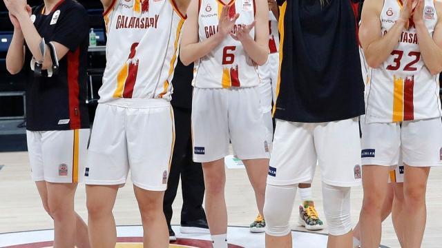 Galatasaray Kadın Basketbol Takımında 5 koronavirüs vakası