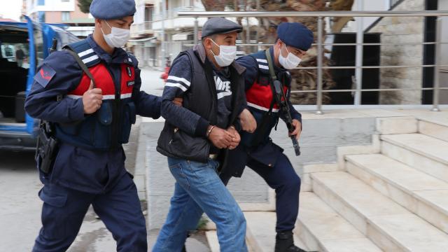 Denizlideki arsa anlaşmazlığı kavgasında akrabasını tüfekle öldüren kişi tutuklandı