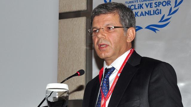 Hasan Akkuş Avrupa Halter Federasyonu Başkanı oldu