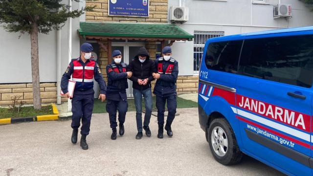 Kocaelide JASAT ekiplerince yakalanan hükümlü tutuklandı