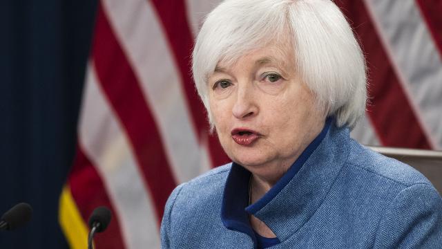 """ABD Hazine Bakanı Yellendan """"küresel asgari kurumlar vergisi"""" çağrısı"""