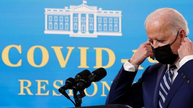 ABD halkı Bidenın koronavirüs politikasından memnun