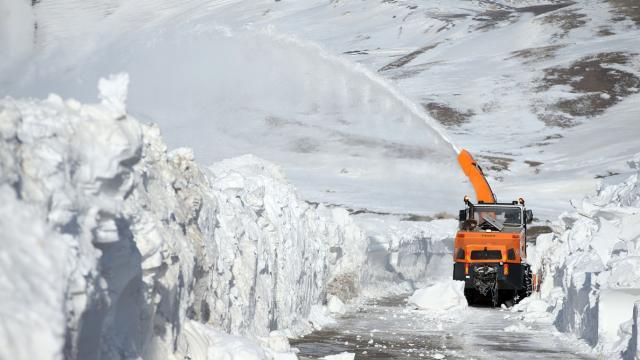 Erzurum, Ardahan ve Karsta karla karışık yağmur bekleniyor