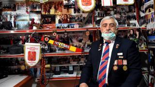 Kırşehirli gazi, 47 yıllık Kıbrıs Harekatı anılarını evinde yaşatıyor