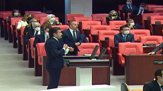 Meclis'te DHKP-C tartışması - Son Dakika Haberleri